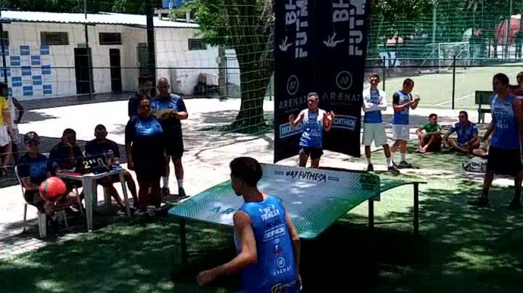 Luan/Vitor X Biel/Juninho