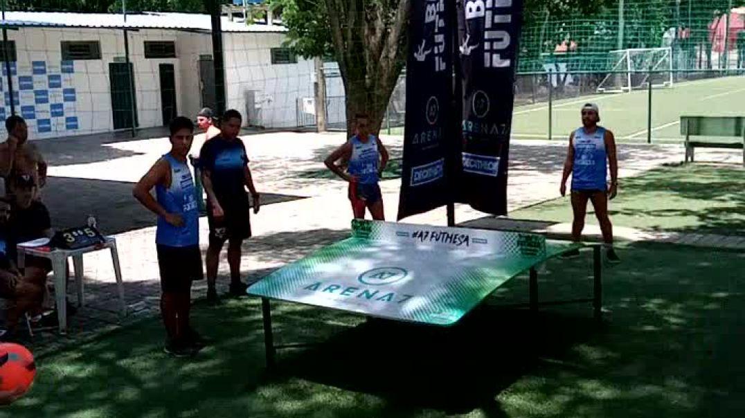 Miltinho/Joãozinho X Davi/João..